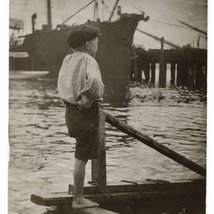 Through a different lens - Cazneaux by the water