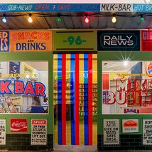 Callum Preston: Milk Bar