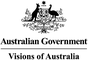 Australian Government, Visions of Australia logo