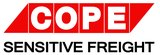 Cope Sensitive Freight logo