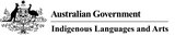 Indigenous Languages and Arts logo