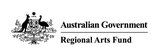 Regional Arts Fund logo